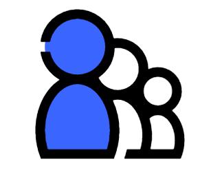 seo icon helping people